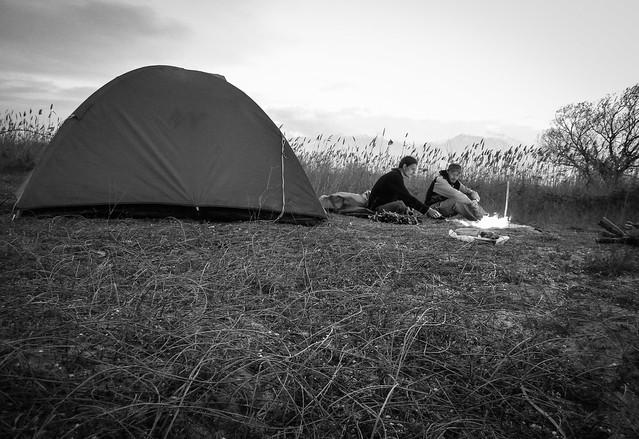 Campement de Katérini, Grèce