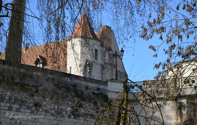 Nérac, le château du