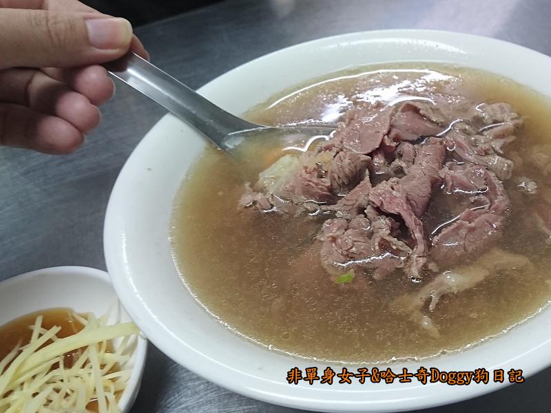 台南美食牛肉湯豬心冬粉肉圓22