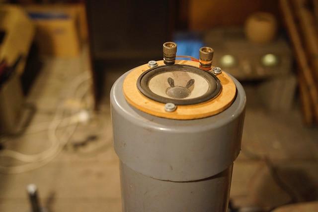 共鳴管の実験その2