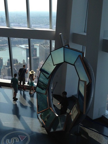One World Observatory, NYC. Nueva York