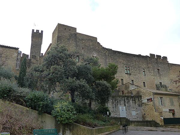 le château Emperi