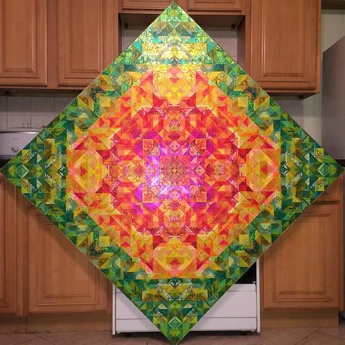 Kirigami  Mandala