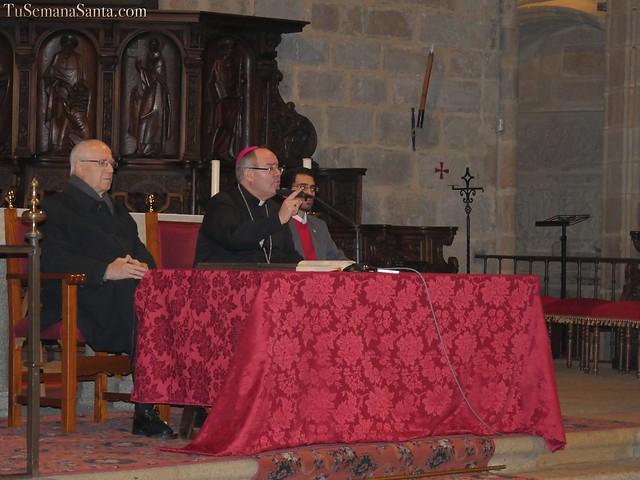Charlas cuaresmales en la Concatedral