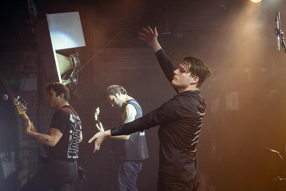 BTS: Deafheaven
