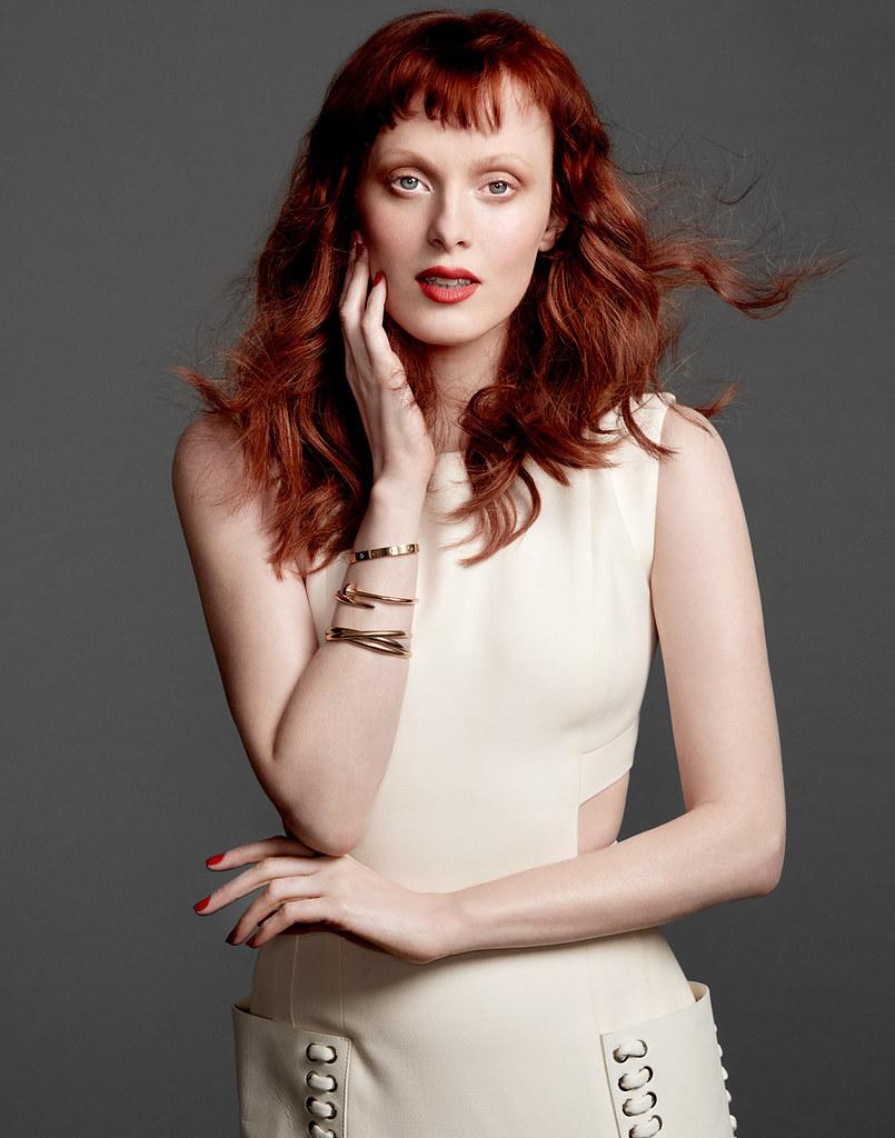 Карен Элсон — Фотосессия для «Harper's Bazaar» SG 2016 – 4