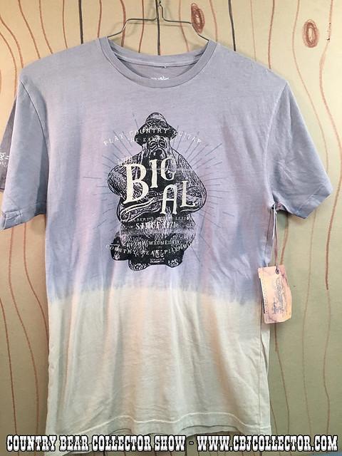 2015 Disney Twenty Eight & Main Big Al T-Shirt - Country Bear Collector Show #021