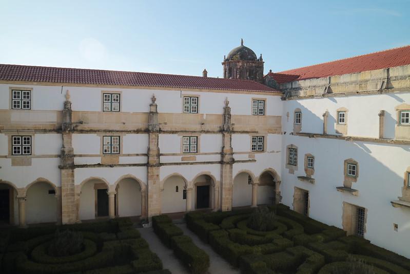 Tomar, Convento del Cristo