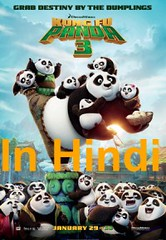Kung Fu Panda 3 (2016) – Hindi Dubbed Movie