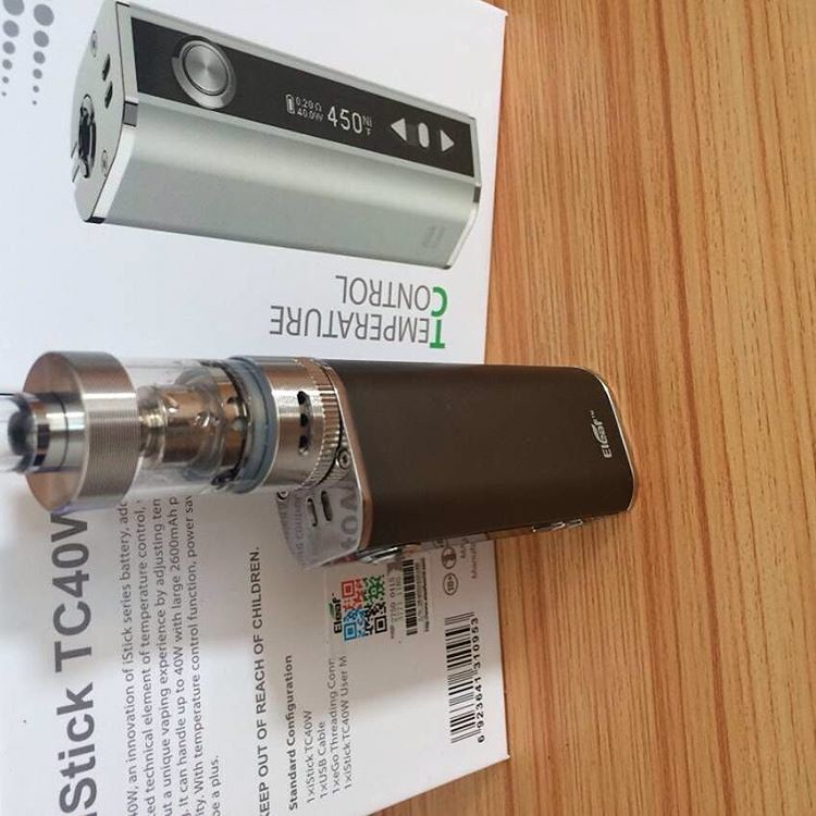 Grey istick 40w TC China factory wholesale best price of f