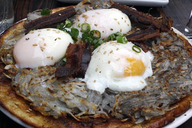 Savory Breakfast Pancake
