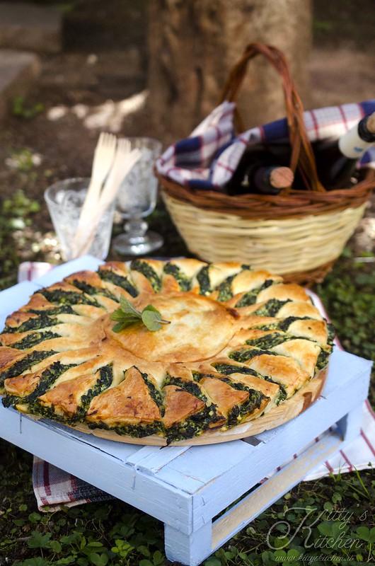 Torta Pasqualina a Fiore_ (40)
