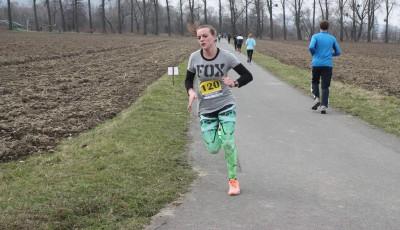 Simona Vrzalová v Kravařích za 35:09!