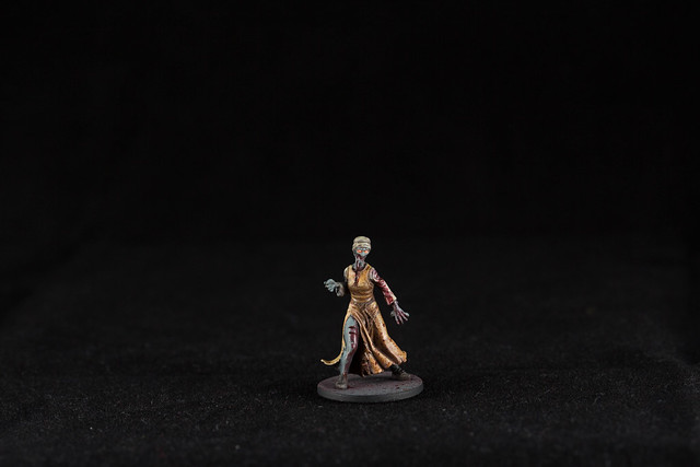 ZOMBICIDE: Black Plague - Walker .004