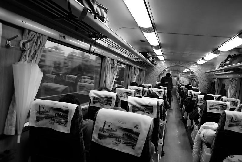 火車|富士 Fujifilm X70 28mm f/2.8