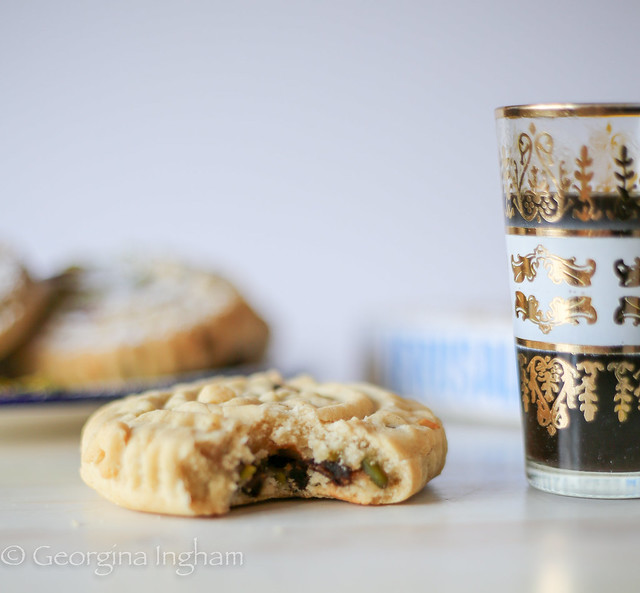 Georgina Ingham | Culinary Travels Photograph Maamul Cookies