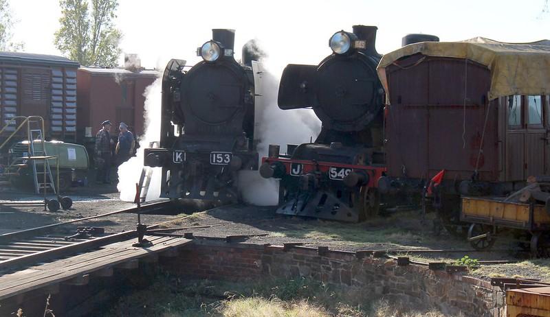 Maldon, Victorian Goldfields Railway