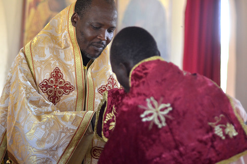 OCMC News - A Special Two-Day Wake for Bishop Athanasius of Kisumu and Western Kenya