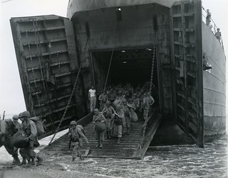 Invasion of Cape Gloucester 1944 045 of 91