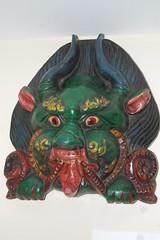 Buddhist Yamantaka Mask