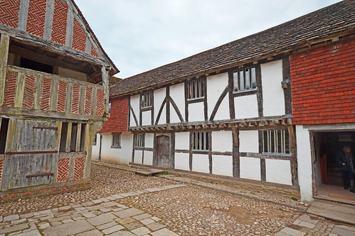Weald and Downland Market Hall and Upper Hall