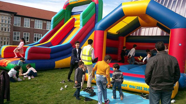 Indoor Family Fun Day 10 April 2016