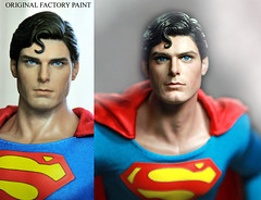 Christophere Reeve as Superman, Hot Toys