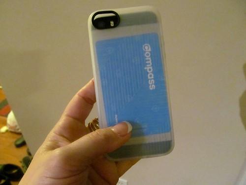My new iPhone SE