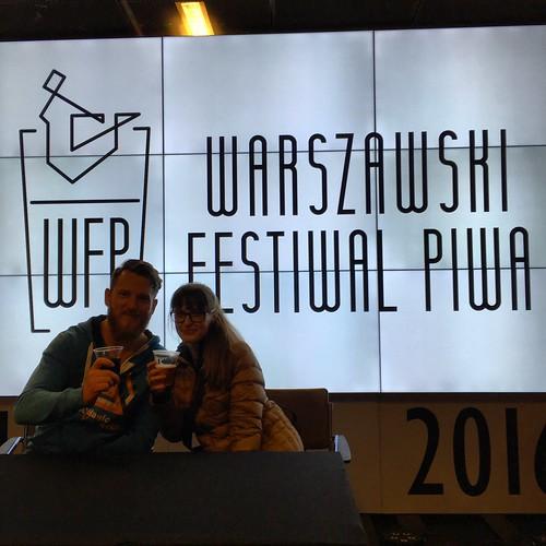 Warszawski Festiwal Piwa 2016