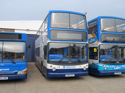 Stagecoach South GX06DXY 18523