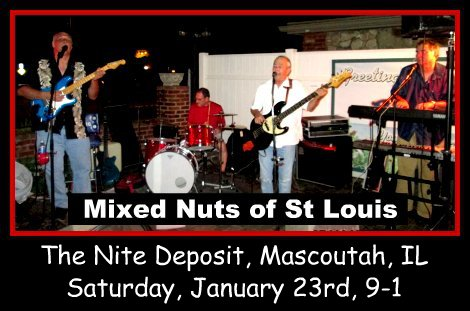 Mixed Nuts of St. Louis 1-23-16