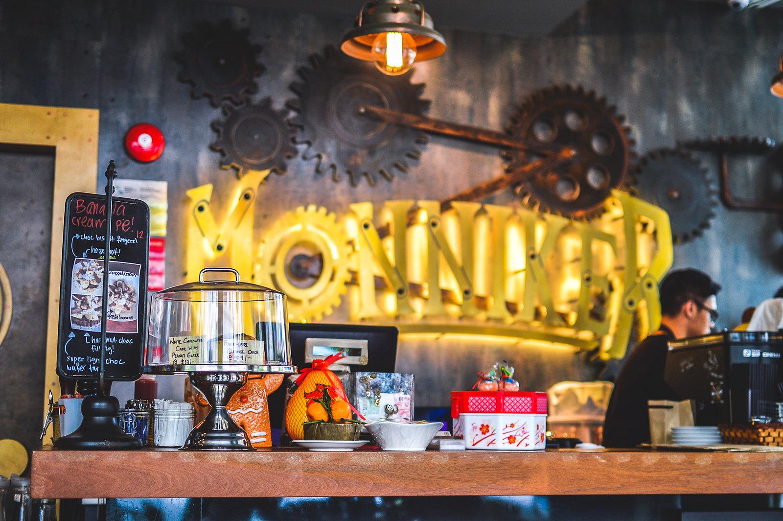 Monniker Cafe - Balestier, Singapore