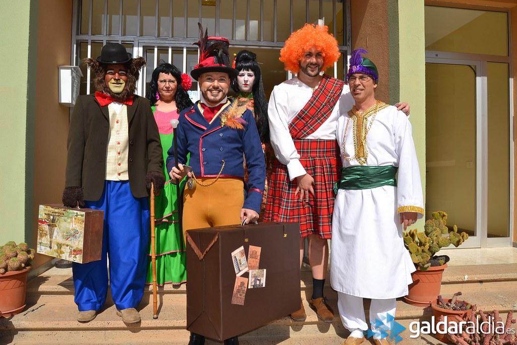 Pregón del Carnaval de Gáldar 2016