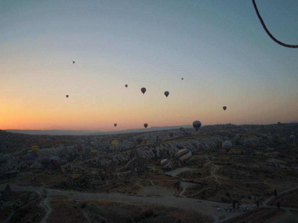 卡巴多奇亞熱氣球-19