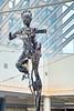 Abstract Metal Sculpture 04