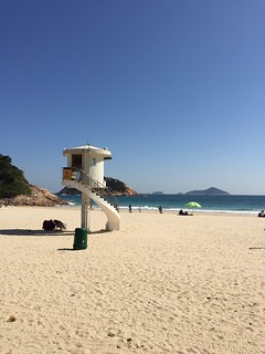 Image of Shek O Beach Sitting-out Area (石澳泳灘休憩處) Shek O Beach.