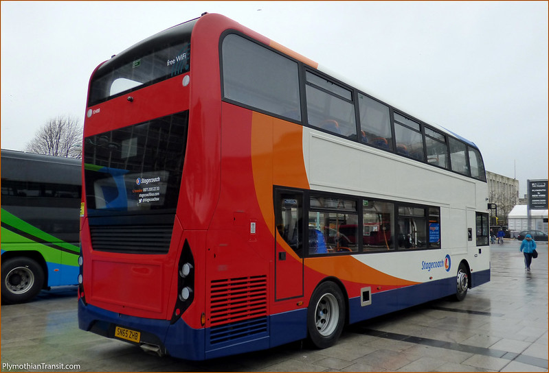 Stagecoach 10488 SN65ZHB