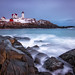Nubble Lighthouse by William Powe Photography 