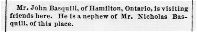 The Jackson Standard (Jackson, Ohio) 1884 July 03 page 3 column 5