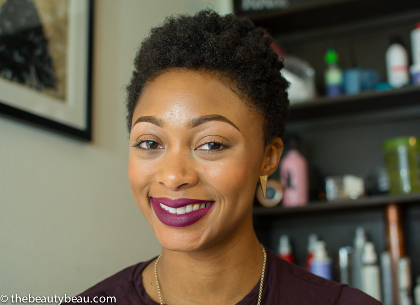 Louisiana beauty blogger natural hair twa