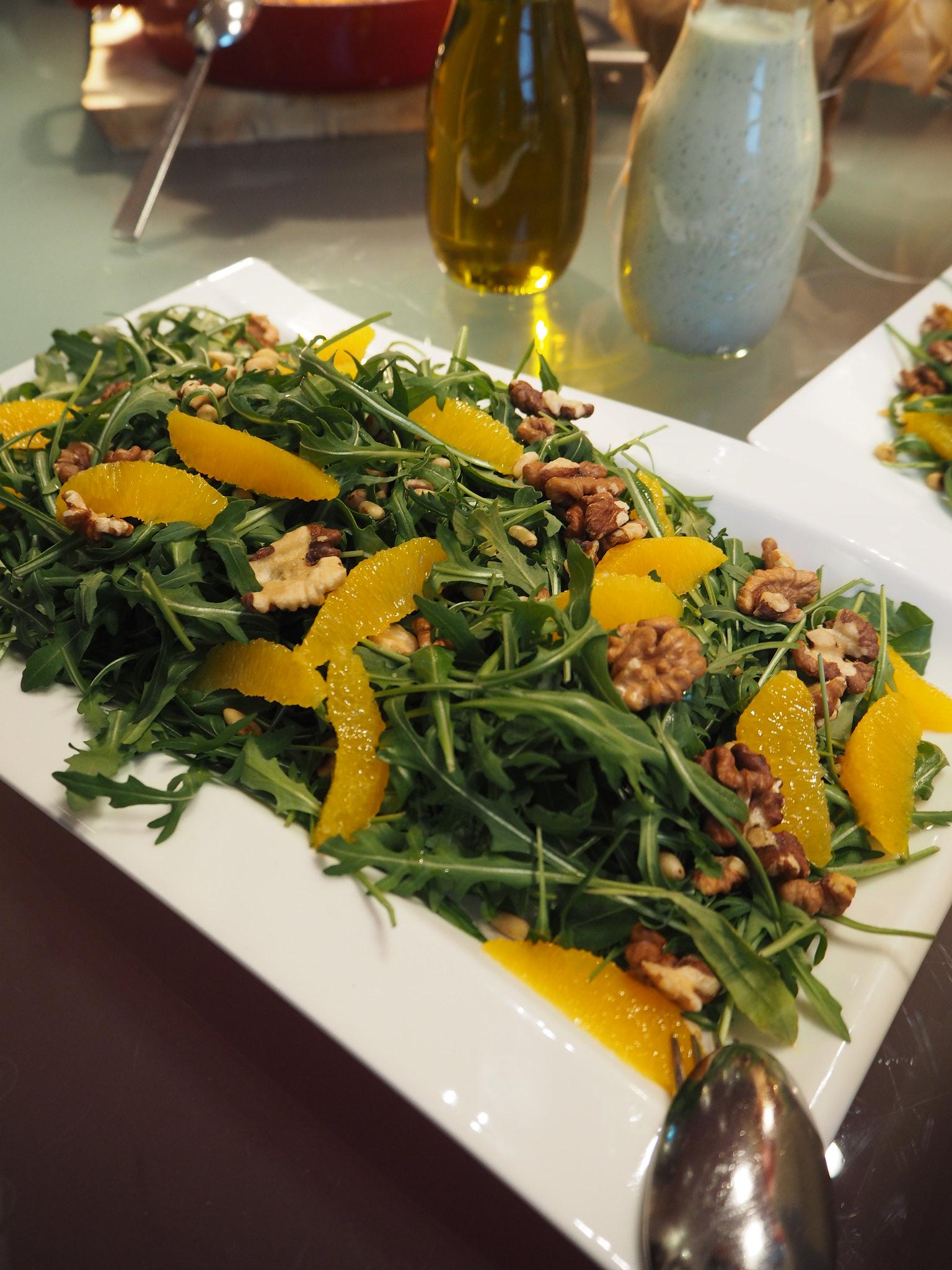 Salat, Radisson Blu