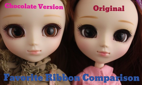 Favorite Ribbon Face Up Comparison