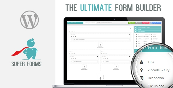 Super Forms v1.2.8 - Drag & Drop Form Builder