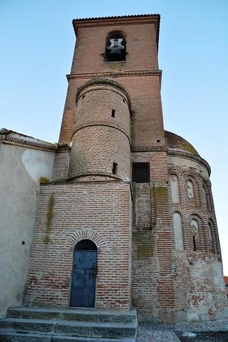 Aldeaseca de la Frontera. Iglesia de la Asunción