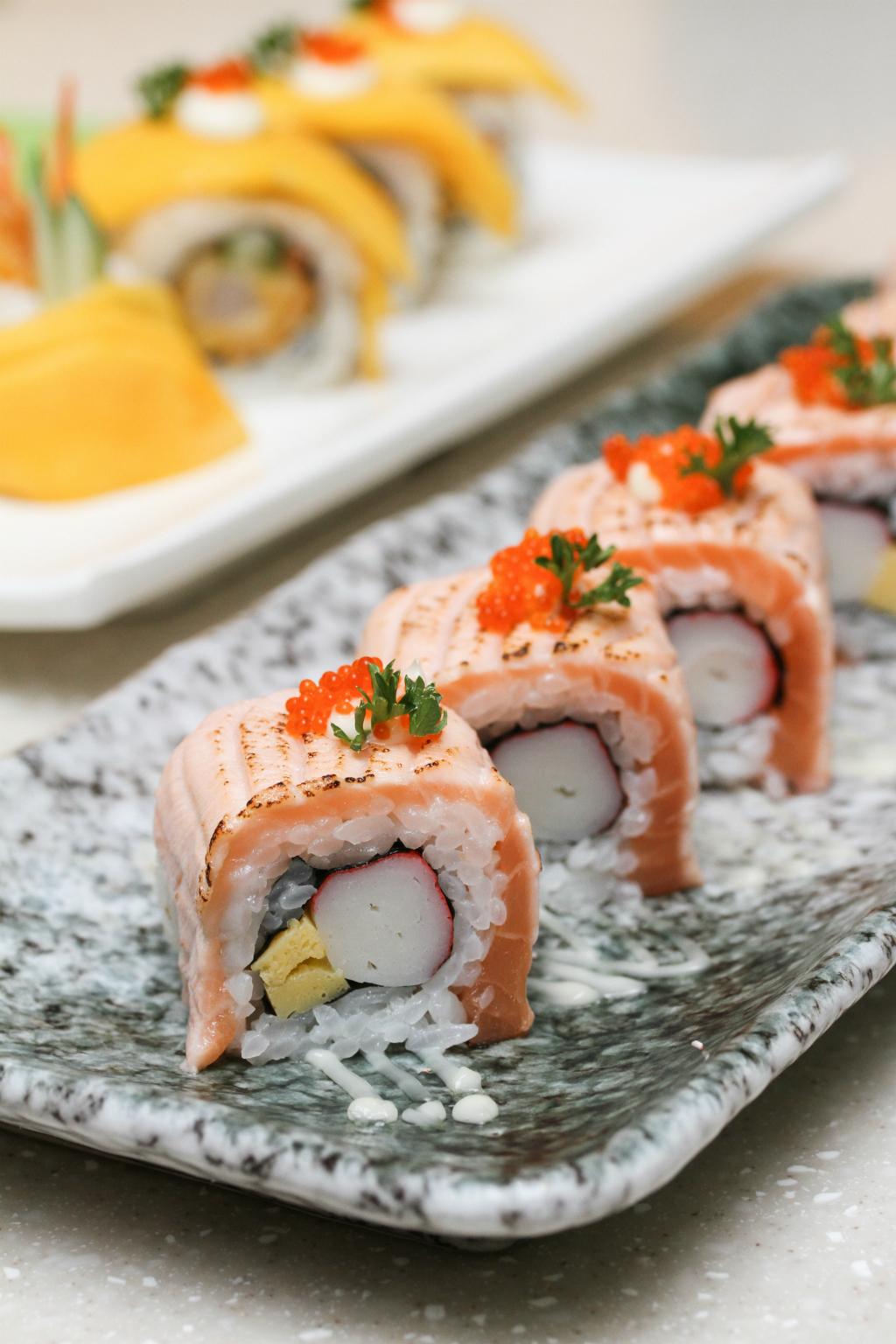Wheelock Place: Sakae Sushi