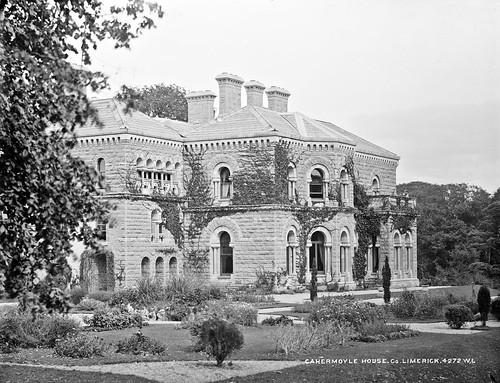 countylimerick glassnegative robertfrench ardagh williamlawrence nationallibraryofireland williamsmithobrien lawrencecollection cahermoylehouse lawrencephotographicstudio thelawrencephotographcollection structuralpolycromy recordofprotectedstructures