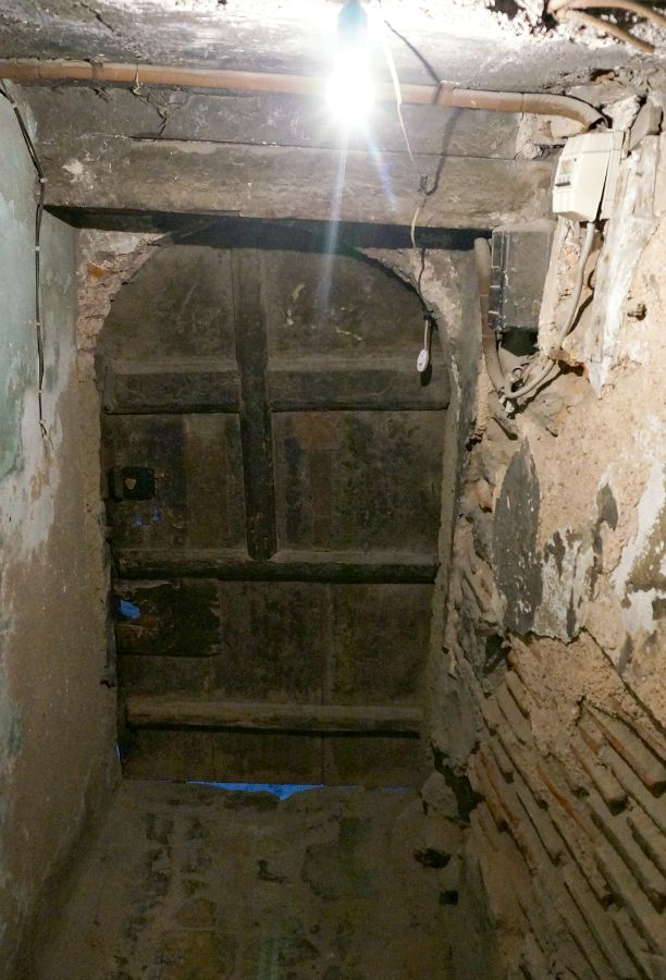 Istanbul Secret Passageway