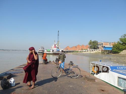 Birmanie-Yangon-Dalaw-Ferry (3)