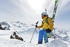 K2 Backside - vše na skialp