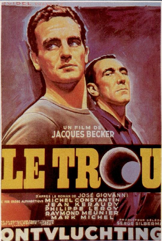Le Trou - Poster 1